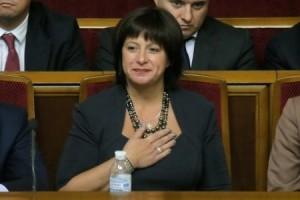 Die US-Amerikanerin Natalia Jaresko ist neue Finanzministerin der Ukraine.