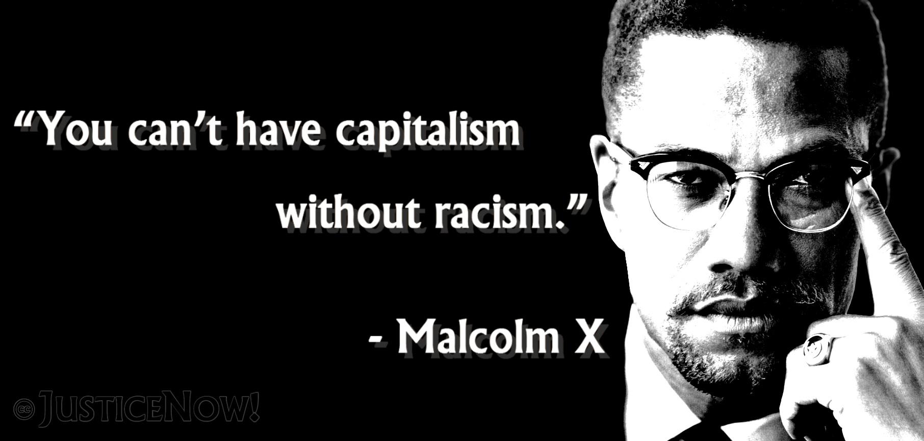 Rassismus als Motor des Kapitalismus
