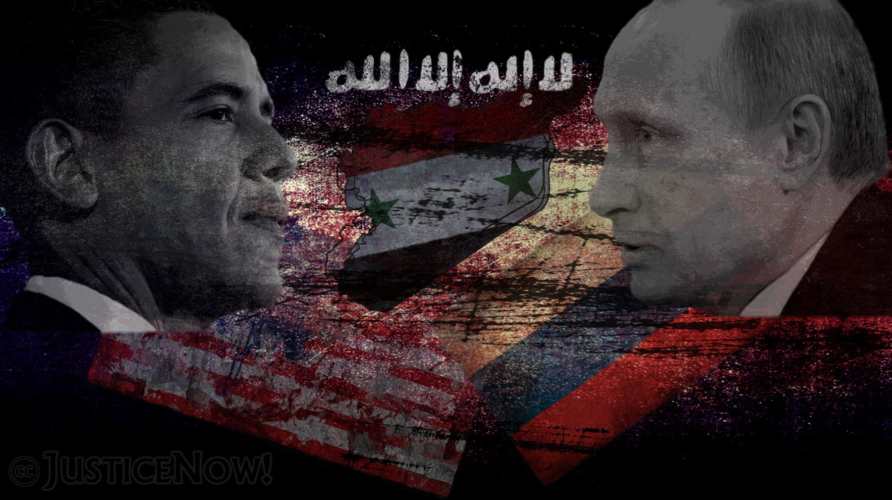 Cold War reloaded – Front Line Syria