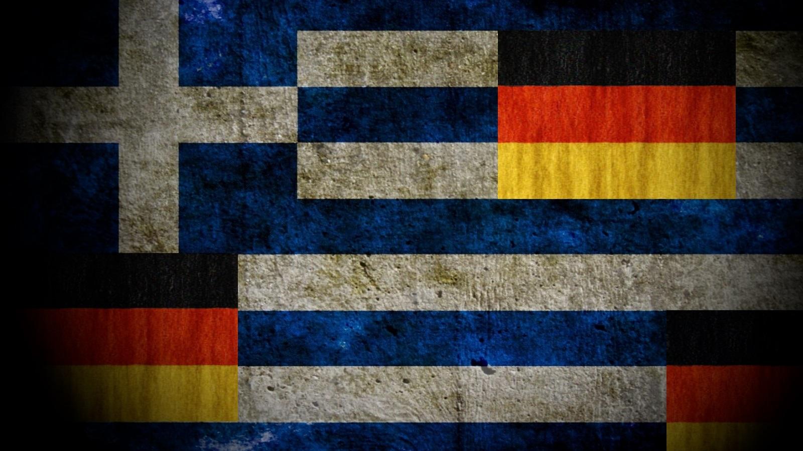 Die Demütigung Griechenlands.