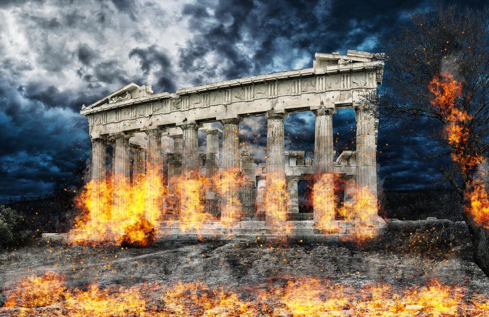 Das Ende der Demokratie? Der Fall Griechenland.