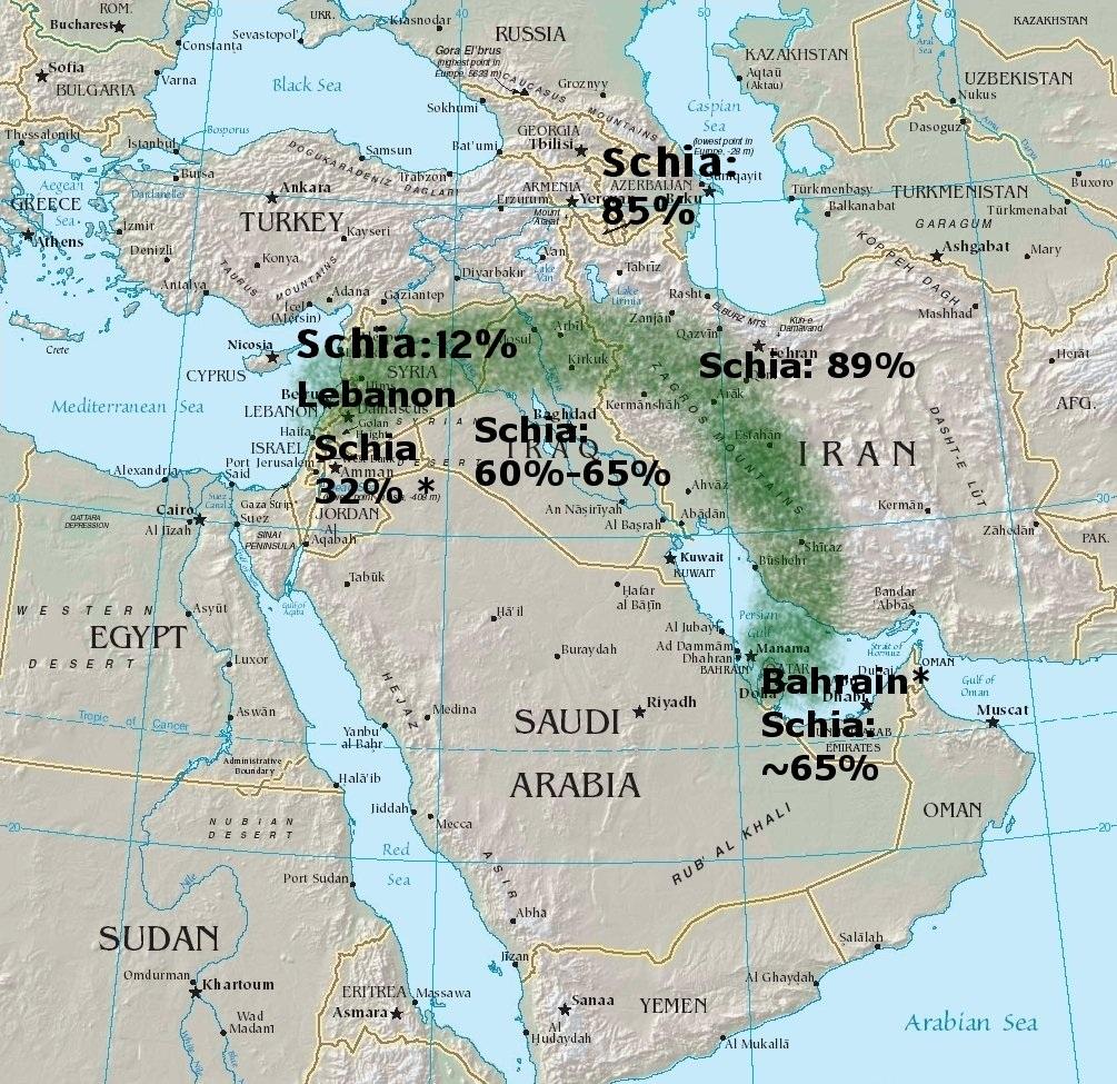brief saudi arabien