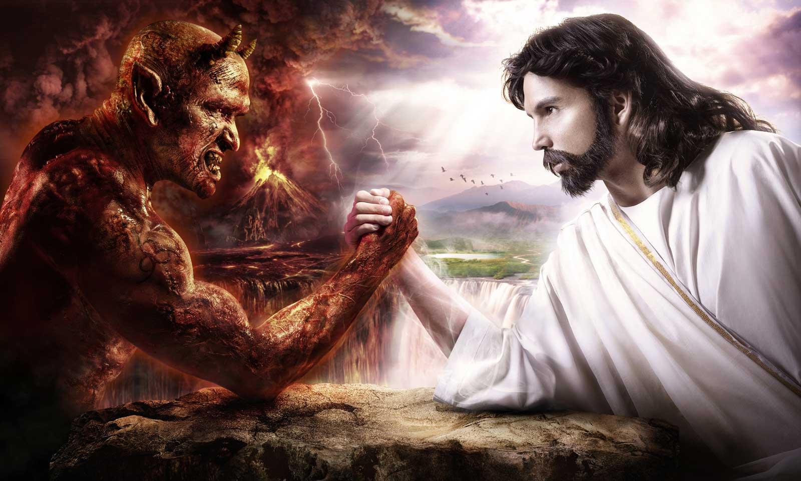 Gut gegen Böse, oder: sich permanent selbst belügen