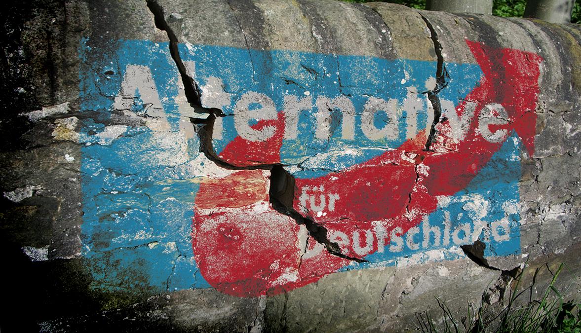 Populismus plus Programm: Das Dilemma der AfD <br>  <span id='sec-title'>Die AfD ist in all ihren Facetten eine reaktionäre Partei, Gideon Botsch.</span>