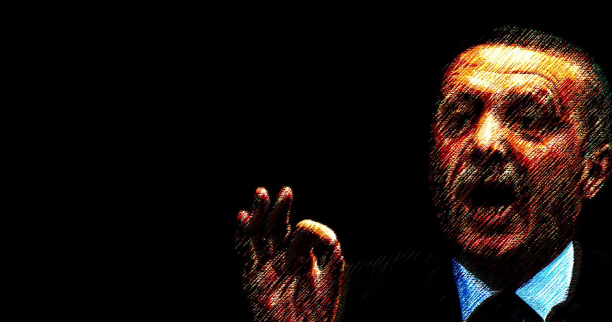 Die Türkei im freien Fall <br>  <span id='sec-title'>Wie Präsident Erdogan die türkische Demokratie abschafft</span>