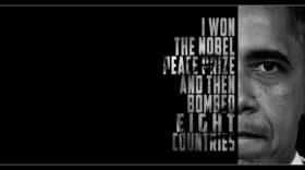 President Obama, geben Sie den Friedensnobelpreis zurück!