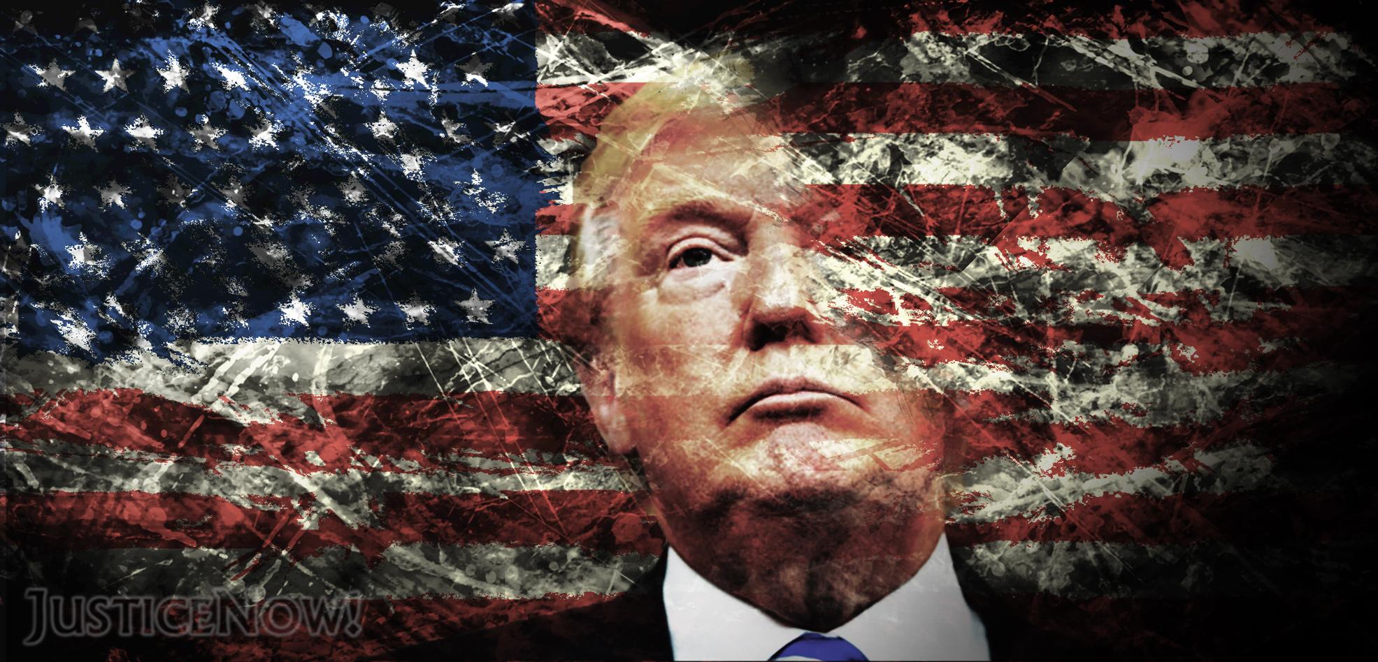 President Trump – bedingungslose Opposition, vom ersten Tag an