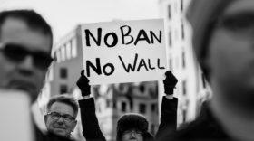 Trumps Muslim Ban ist Teil der islamfeindlichen US-Agenda