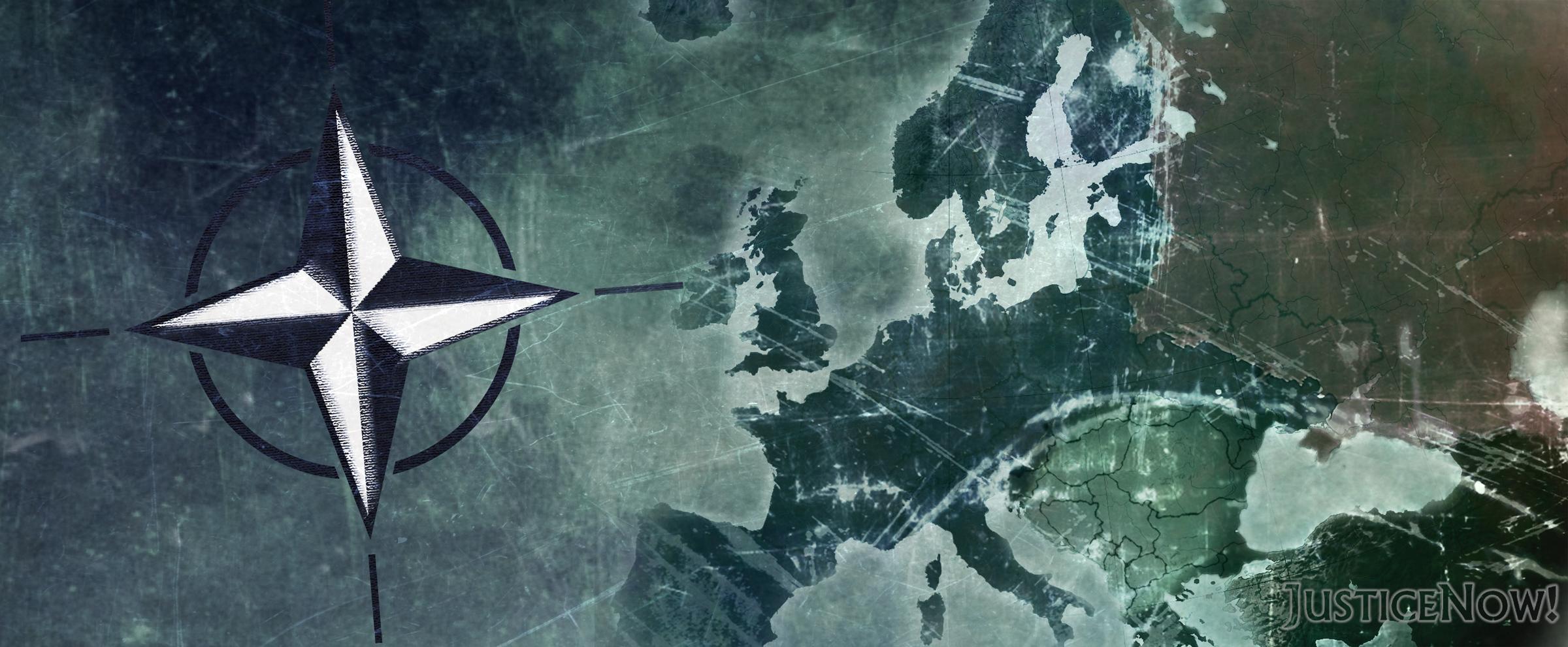 Der Imperialismus der NATO <br>  <span id='sec-title'>Aggressive Expansion und Identitätskrise eines Angriffsbündnisses</span>