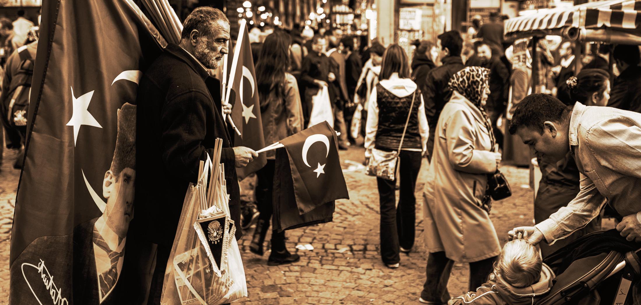 Der vorerst letzte Kampf – Kommt der Ein-Mann-Staat? <br>  <span id='sec-title'>Die Türkei, Erdoğan und das Ende der Demokratie</span>