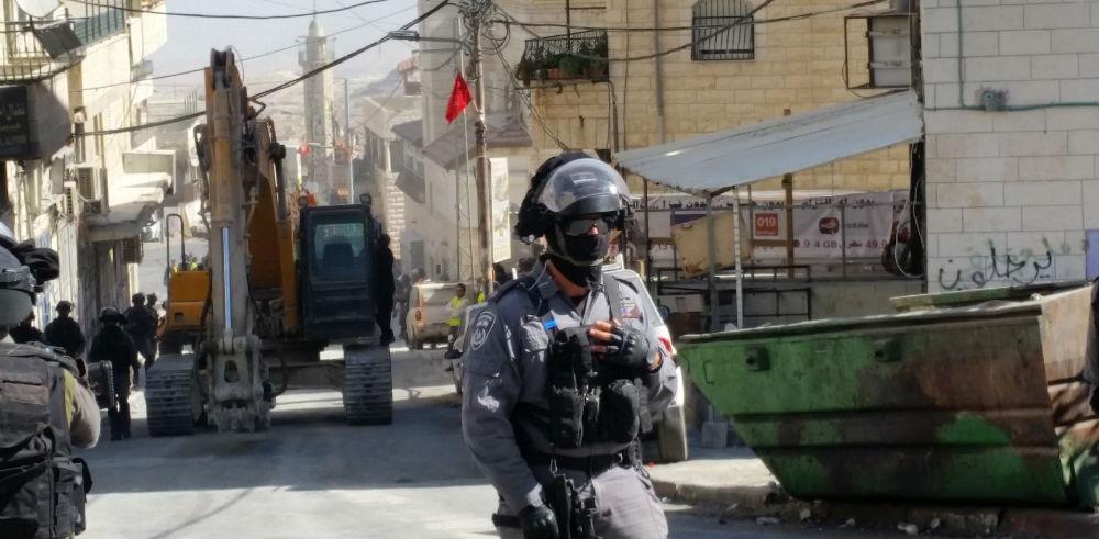 """Israels Hauszerstörungen im Westjordanland – das """"Rekordjahr"""" 2016"""