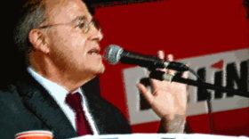 """""""Arme dürfen nicht Arme bekämpfen"""" – auf ein Gespräch mit Gregor Gysi"""