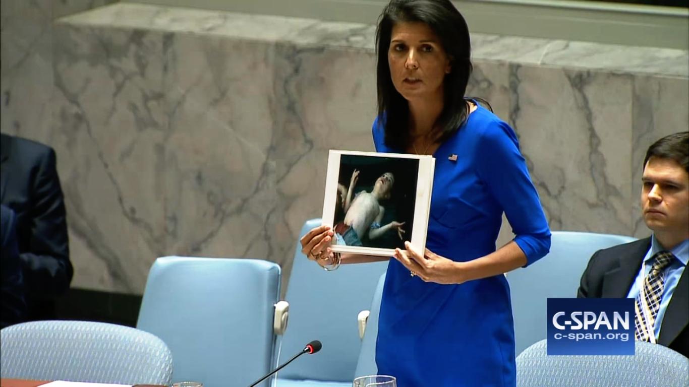 Kein Krieg gegen Syrien!