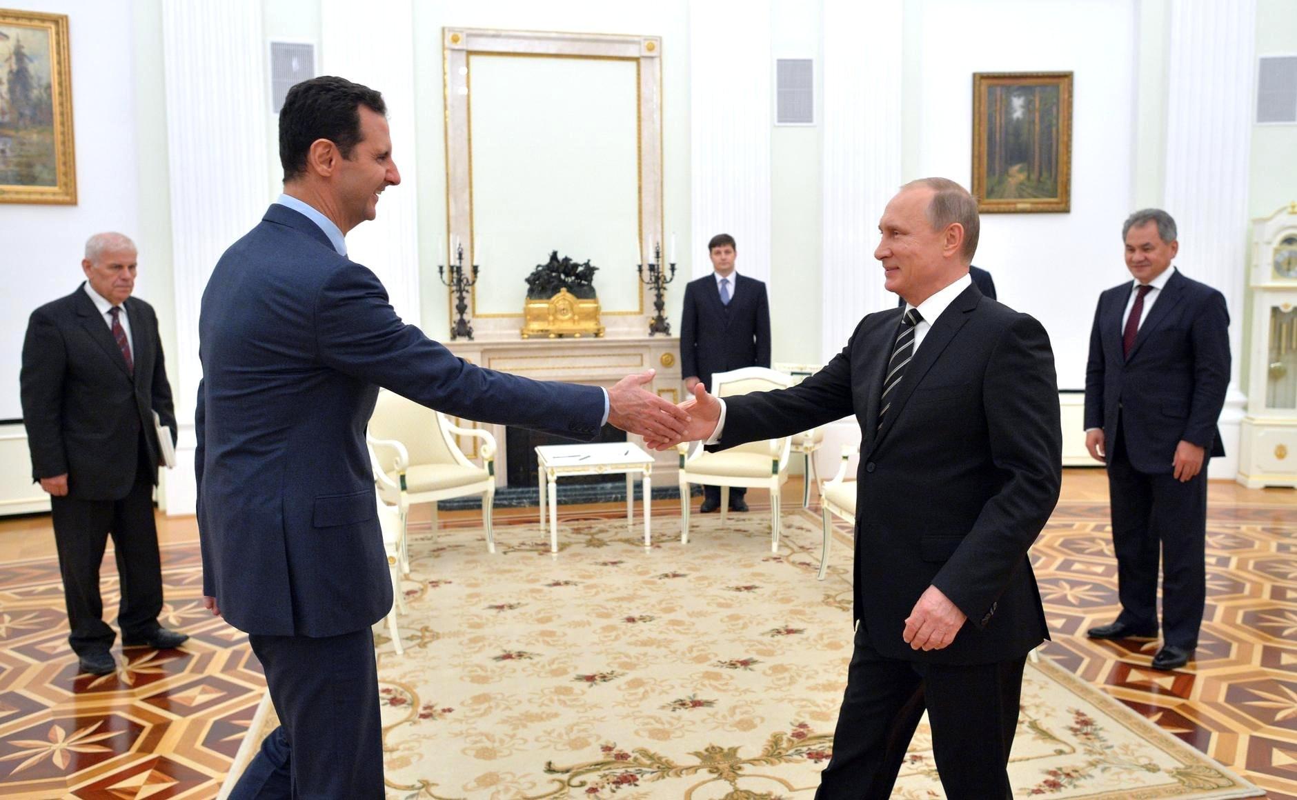 beziehung syrien usa