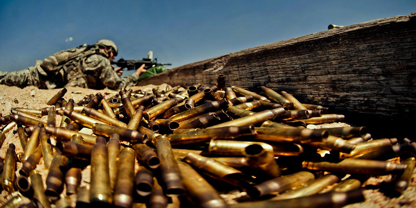 Woher stammen die Waffen für den Genozid im Jemen?