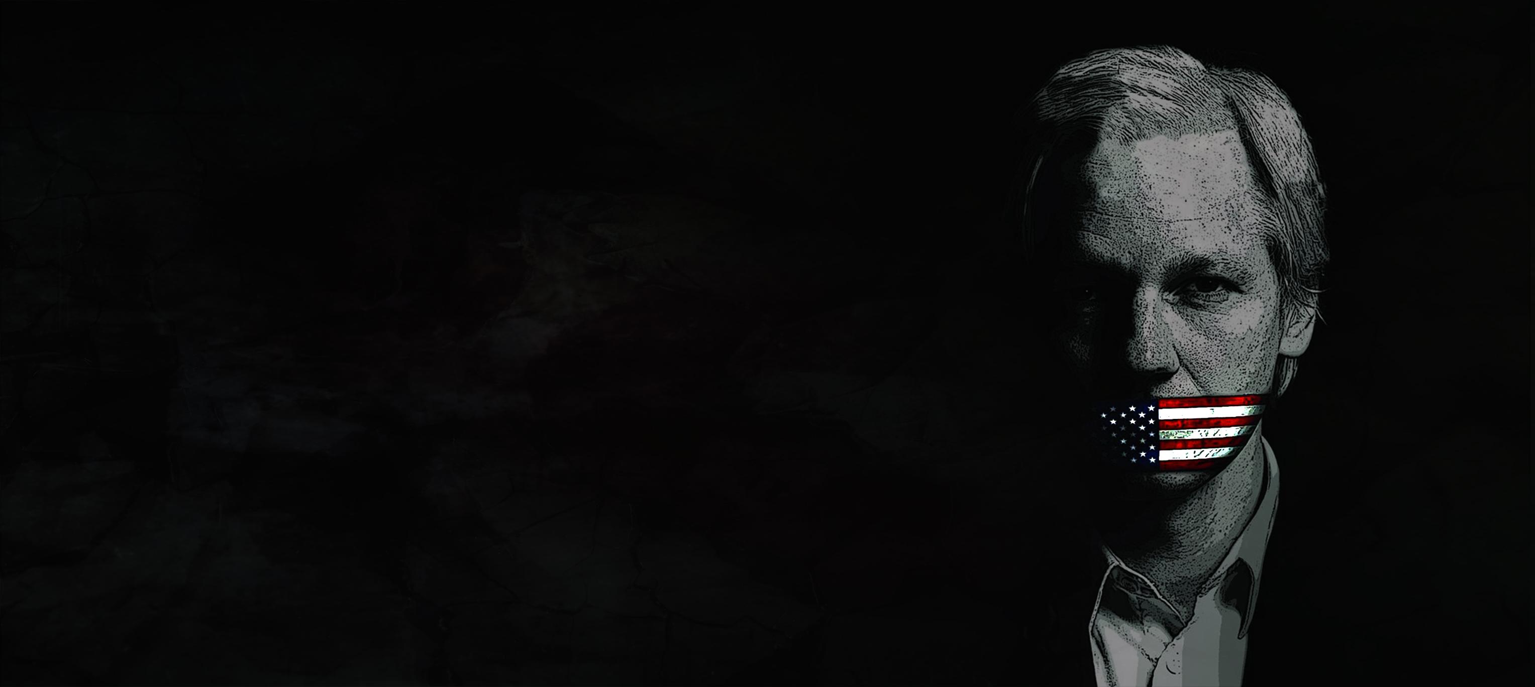 Auf der Jagd nach Julian Assange: Die unerzählte Geschichte <br>  <span id='sec-title'>Journalistenlegende John Pilger erzählt die Geschichte des WikiLeaks-Gründers</span>