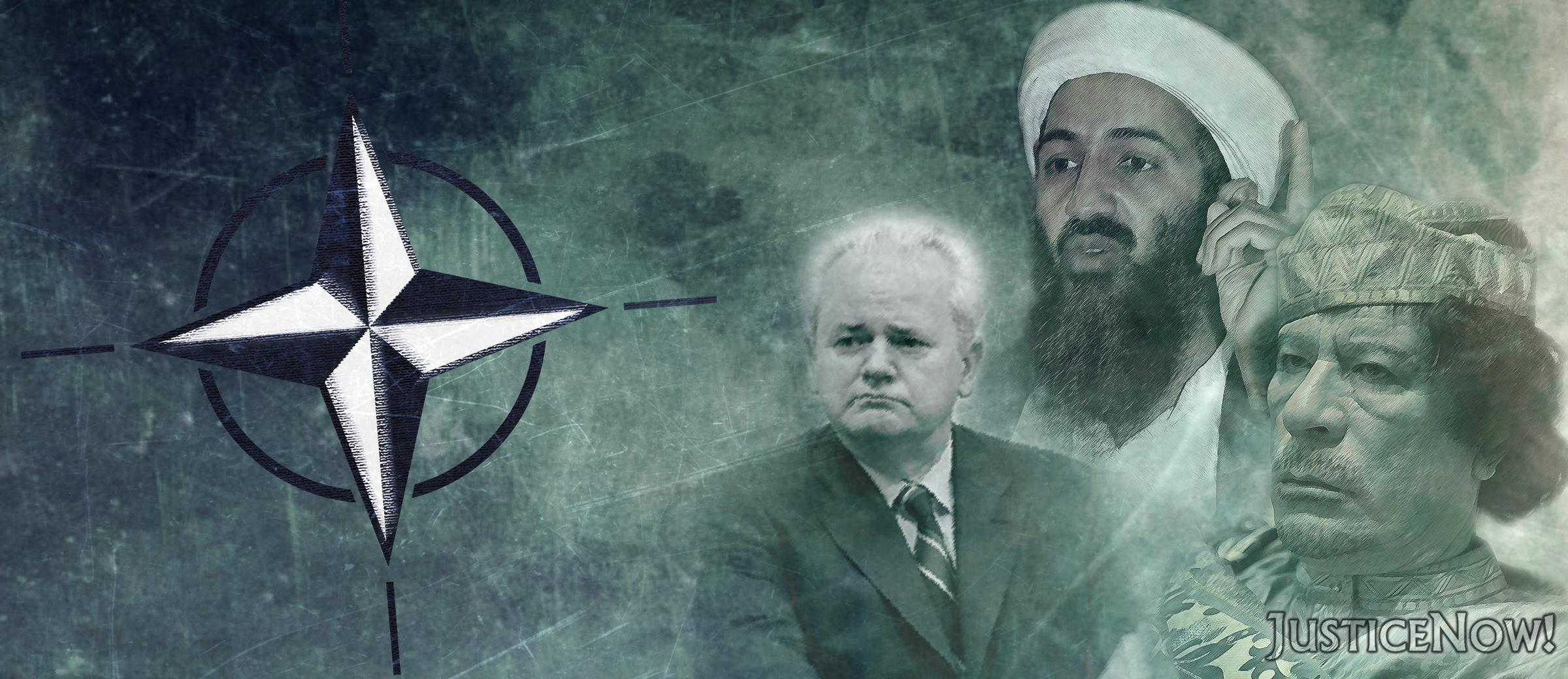 Die illegalen Kriege der NATO