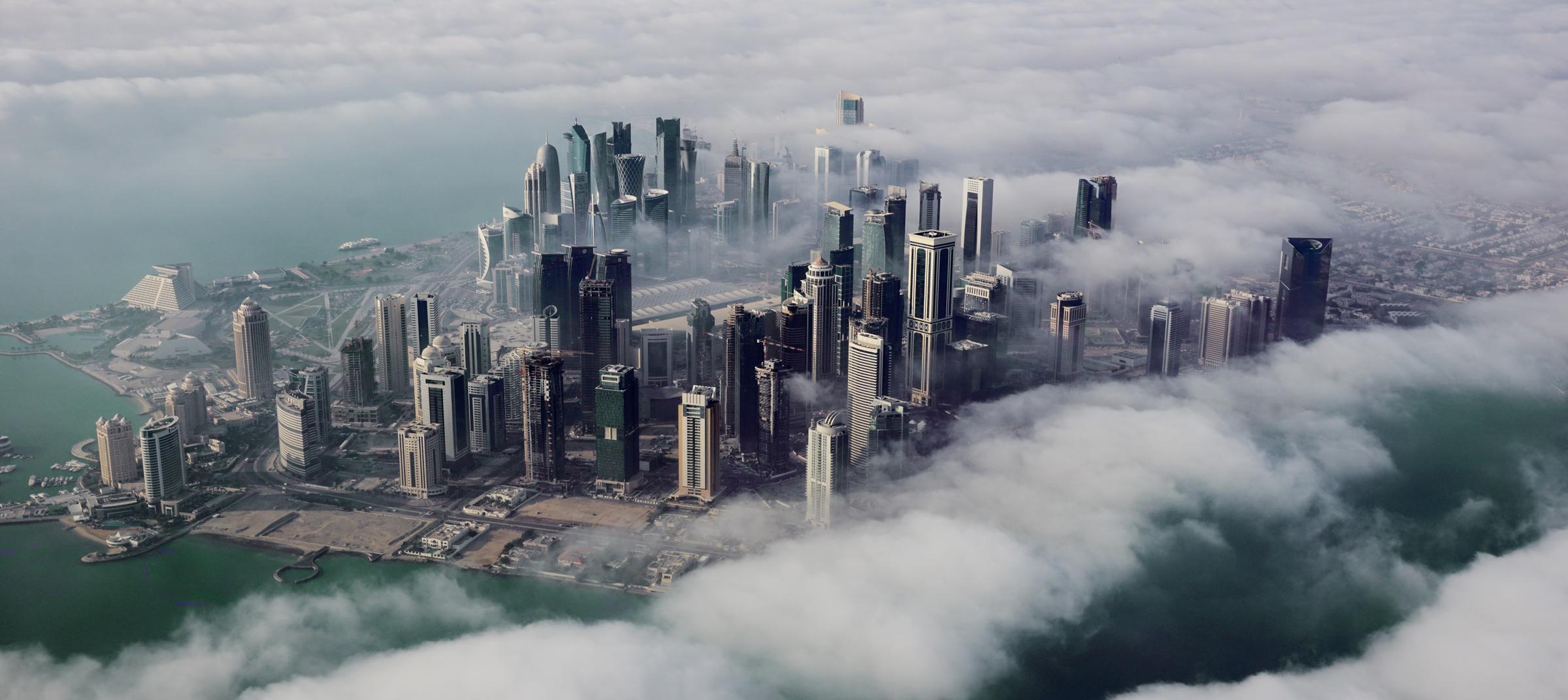 Die Katar-Krise: Saudi-Arabien, Trump und der Krieg gegen den Iran <br>  <span id='sec-title'>Nein, es geht nicht um die Unterstützung von Terrorismus.</span>
