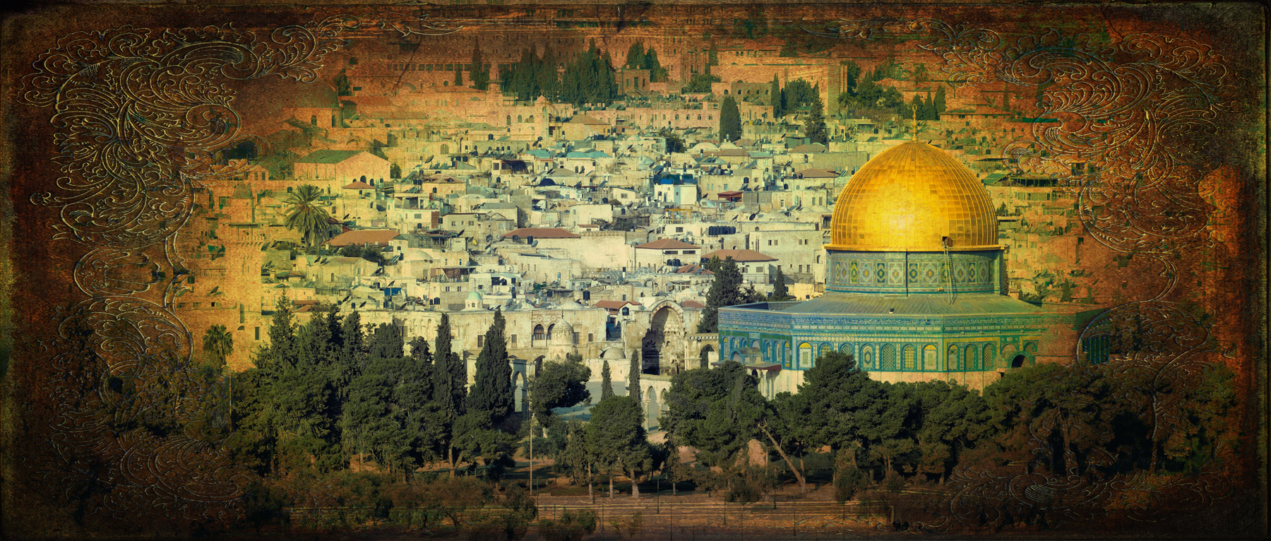 Palästina und Israel? Die Zweistaatenlösung ist tot.