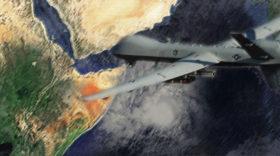 Die USA eskalieren ihre Luftangriffe in Somalia