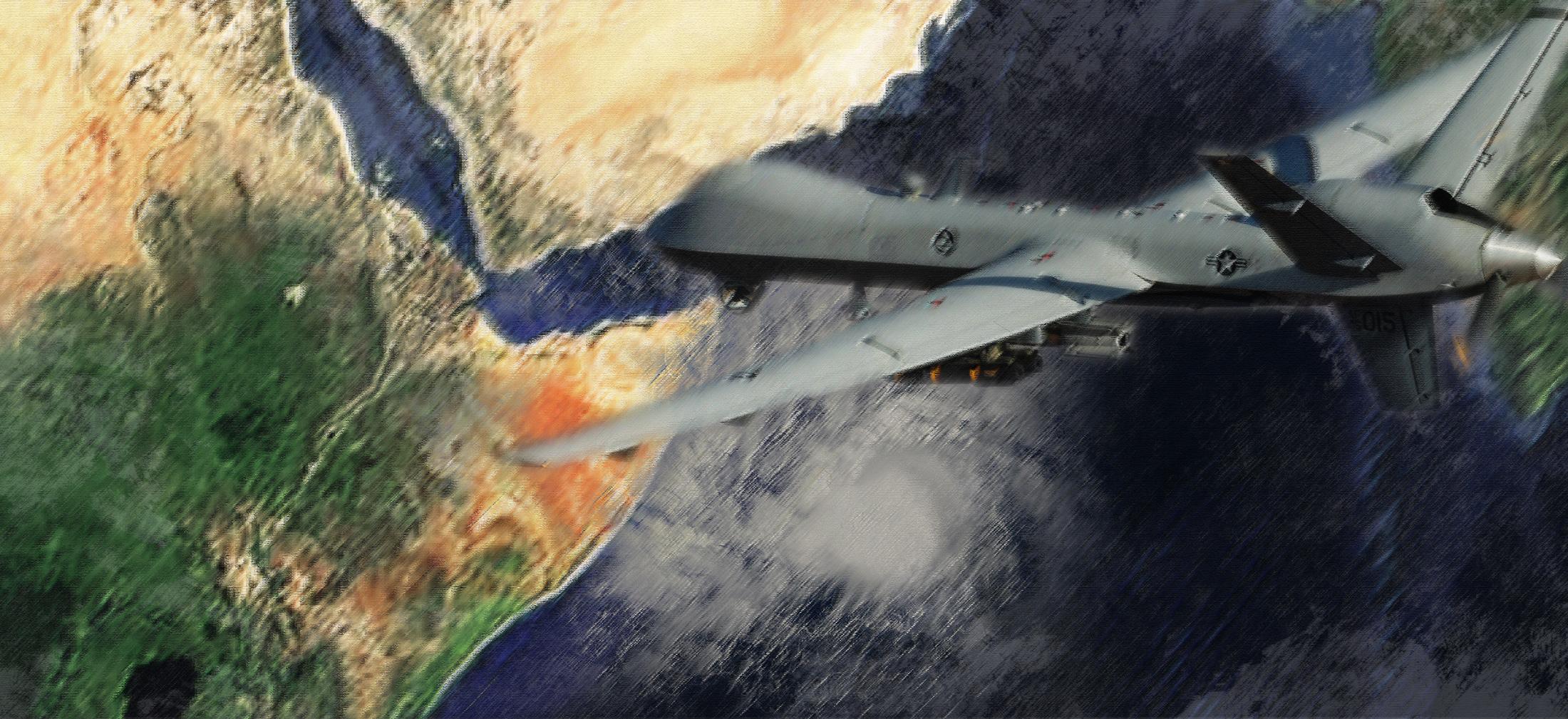 Die USA eskalieren ihre Luftangriffe in Somalia <br>  <span id='sec-title'>Menschenrechtsgruppen in Sorge um steigende zivile Opfer</span>