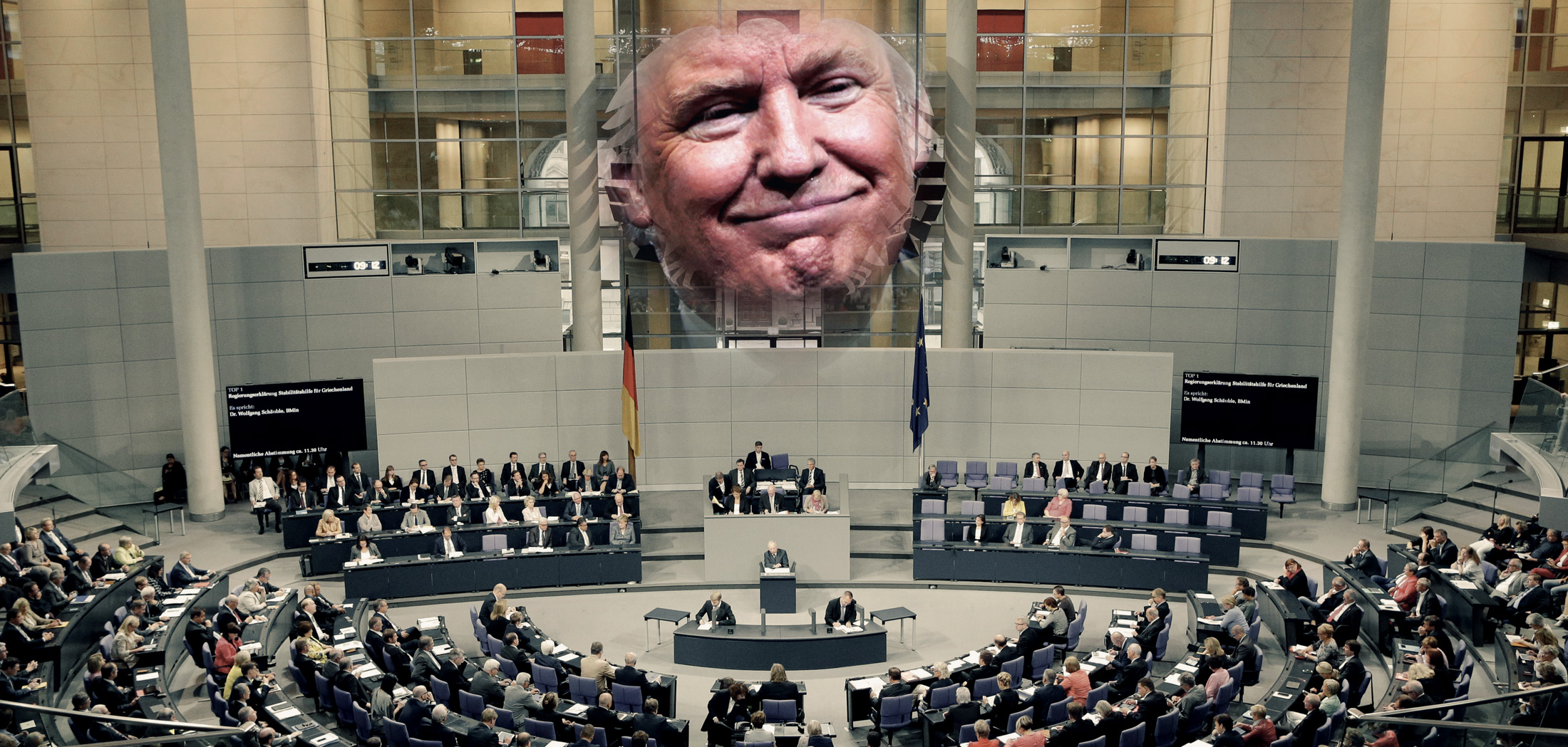 Vier weitere Jahre GroKo und wir bekommen einen deutschen Donald Trump