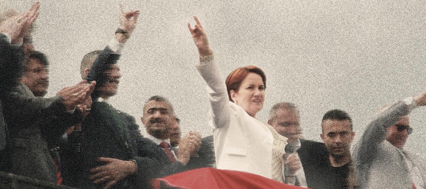 Die Wölfin im Schafspelz &#8211; eine Gefahr für Erdoğan? <br>  <span id='sec-title'>Die ultranationalistische Meral Akşener</span>