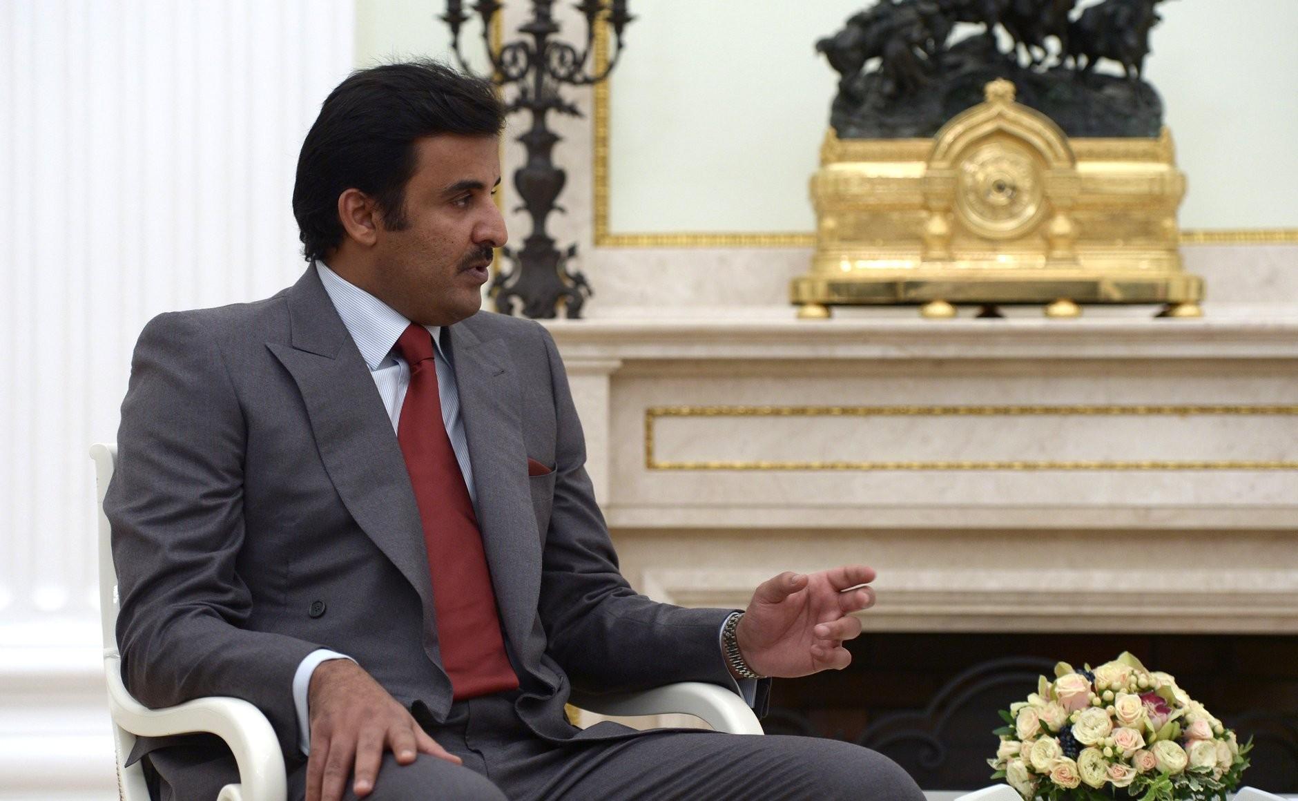 Katar Fordert Sicherheitspakt F R Den Nahen Osten Nach