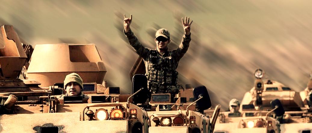 Erdoğans Krieg in Afrin
