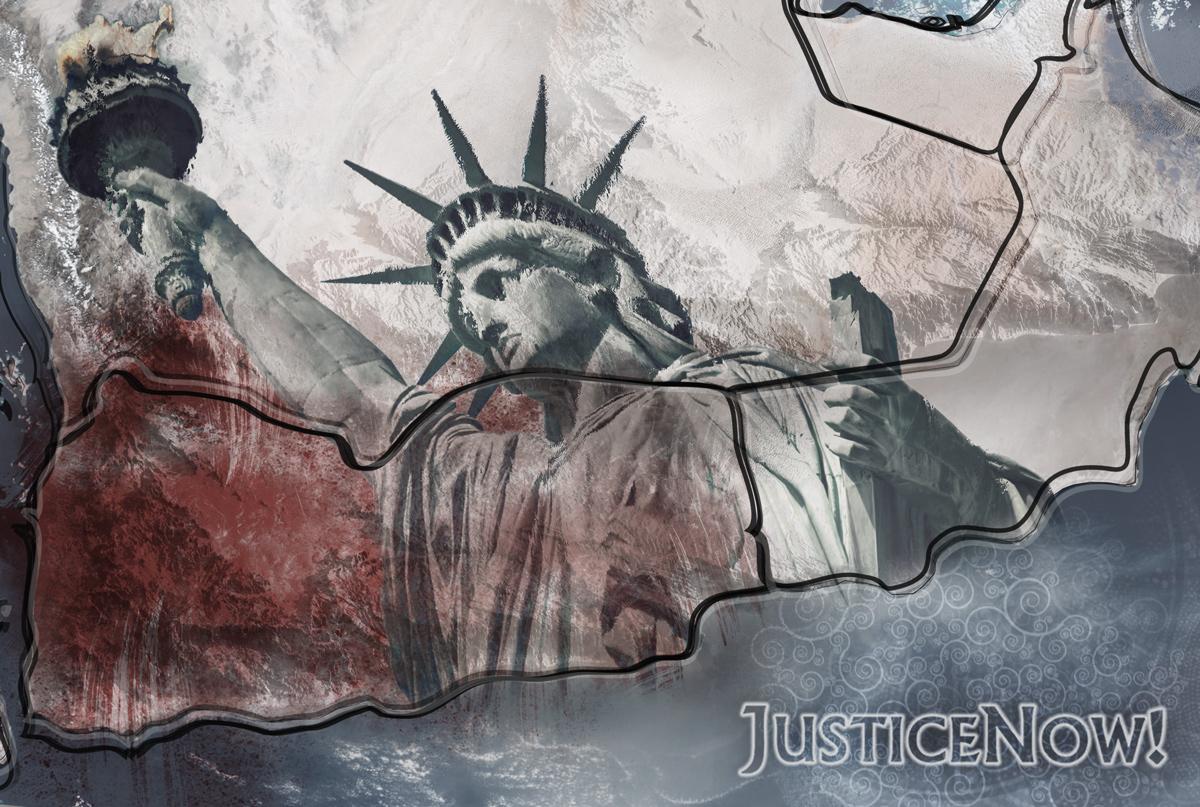 zerstörung der amerikanischen bevölkerung