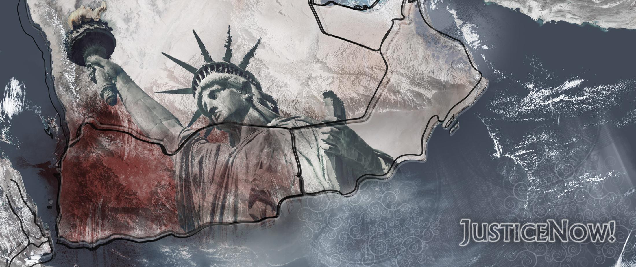 Die Blutspur der USA <br>  <span id='sec-title'>Die Gewalt des US Empire im ärmsten Land der Arabischen Welt</span>