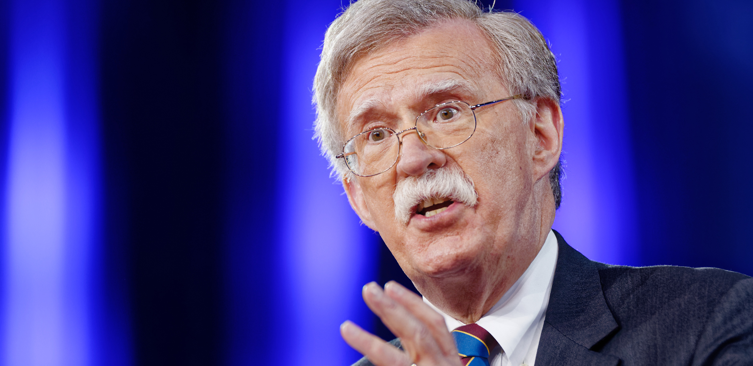 Trump und Bolton drohen mit Sanktionen – oder: Europas historische Chance