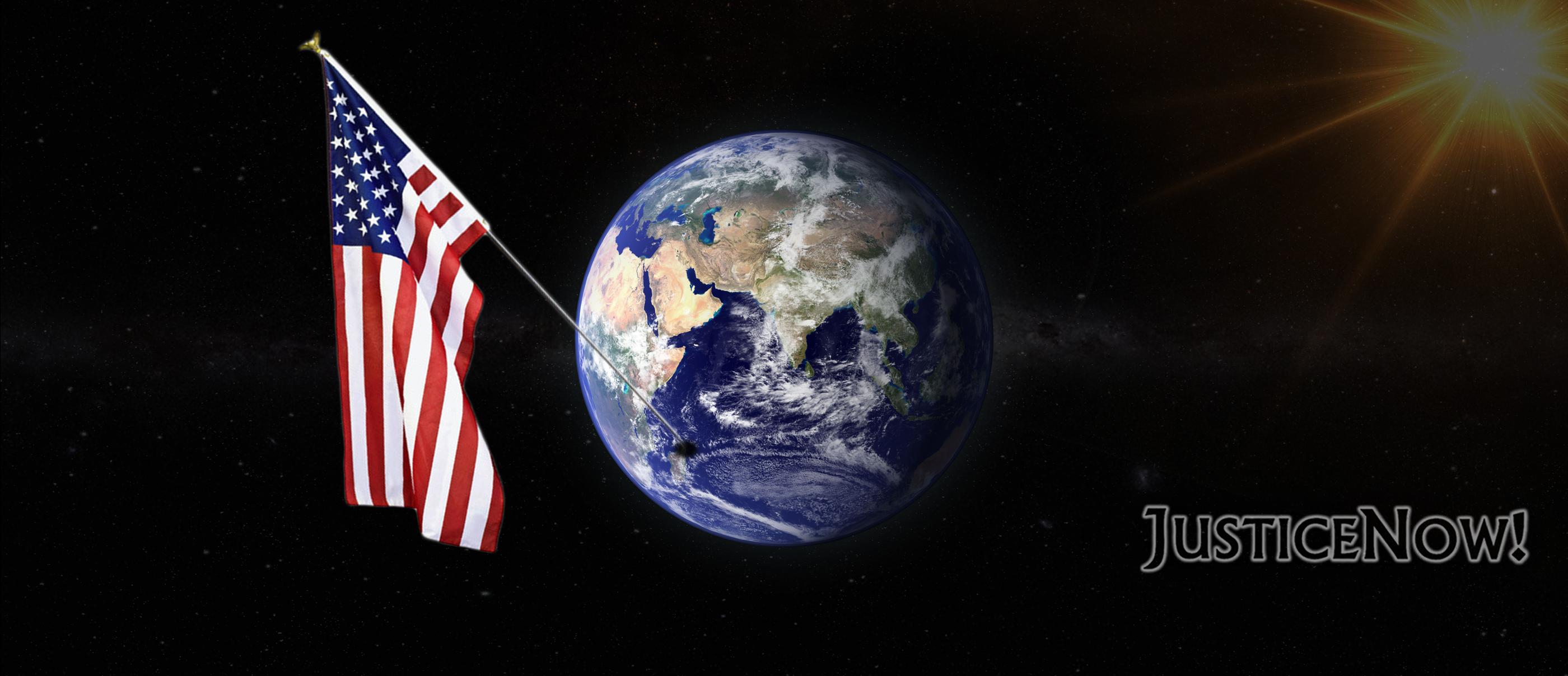 Kein Hegemon neben mir! <br>  <span id='sec-title'>Die Geopolitik des US Empire</span>