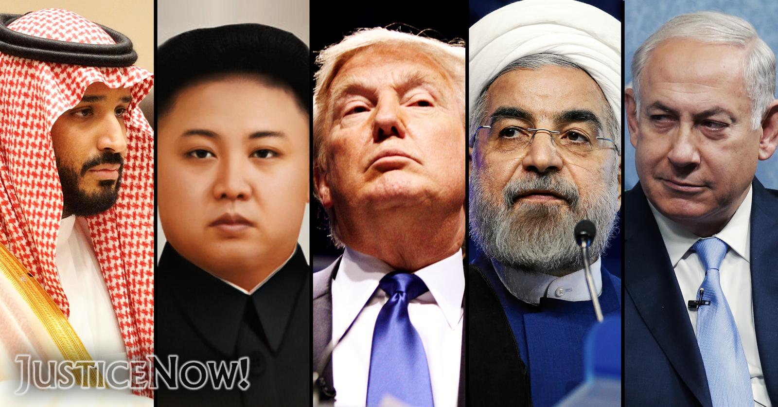 Bildergebnis für Iran ist nicht Nordkorea: Trumps Verbündete wollen Krieg statt Frieden