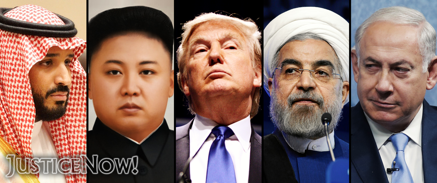 Iran ist nicht Nordkorea: Trumps Verbündete wollen Krieg statt Frieden