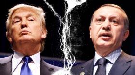 Die Spannungen zwischen Trump und Erdoğan eskalieren