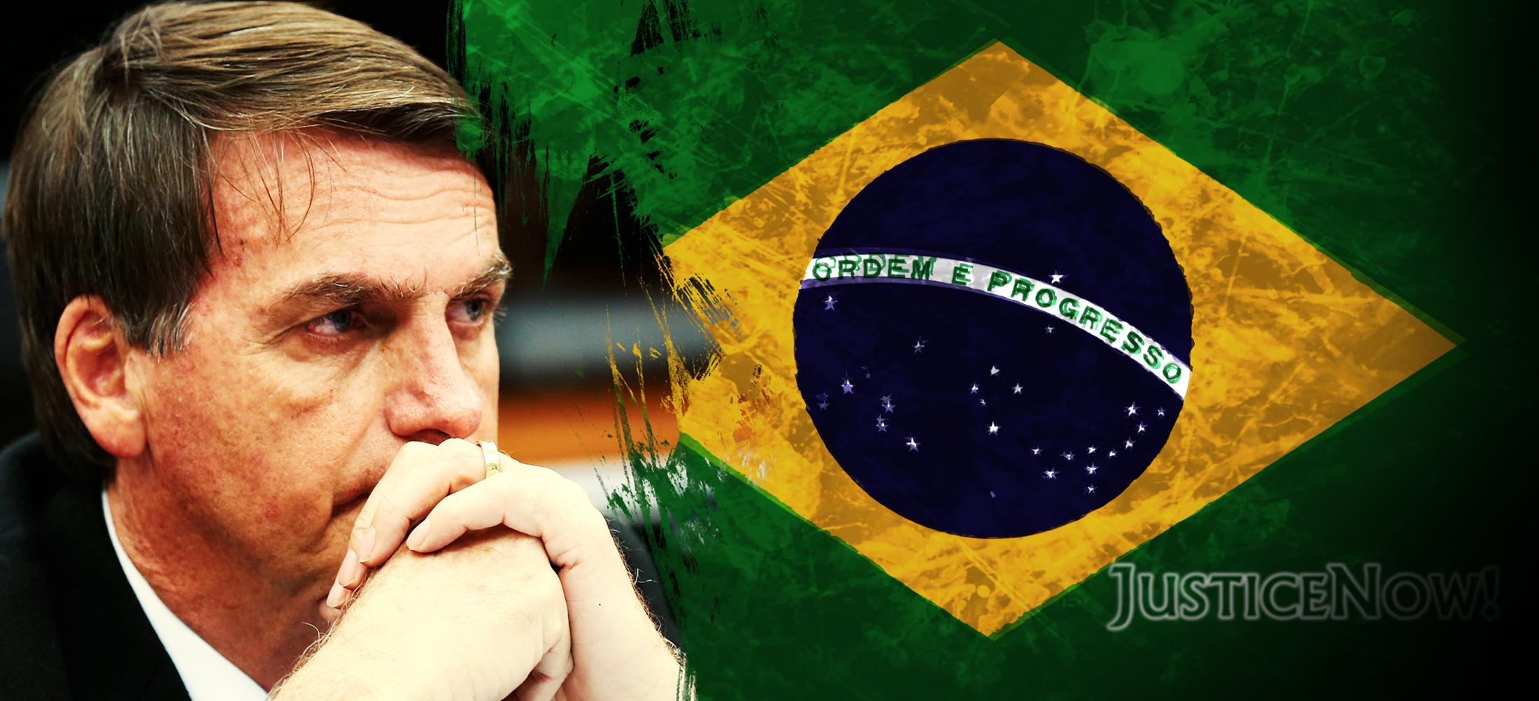 Brasiliens neuer Präsident Bolsonaro ist ein Nazi – hören wir ihm kurz zu <br>  <span id='sec-title'>Dieses Land, die Welt, hat etwas Besseres verdient.</span>