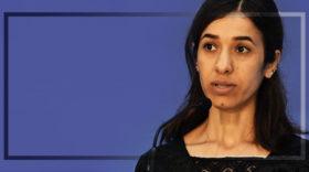 Friedensnobelpreisträgerin Nadia Murad ruft dazu auf, IS-Kämpfer vor Gericht zu stellen – nicht zu töten