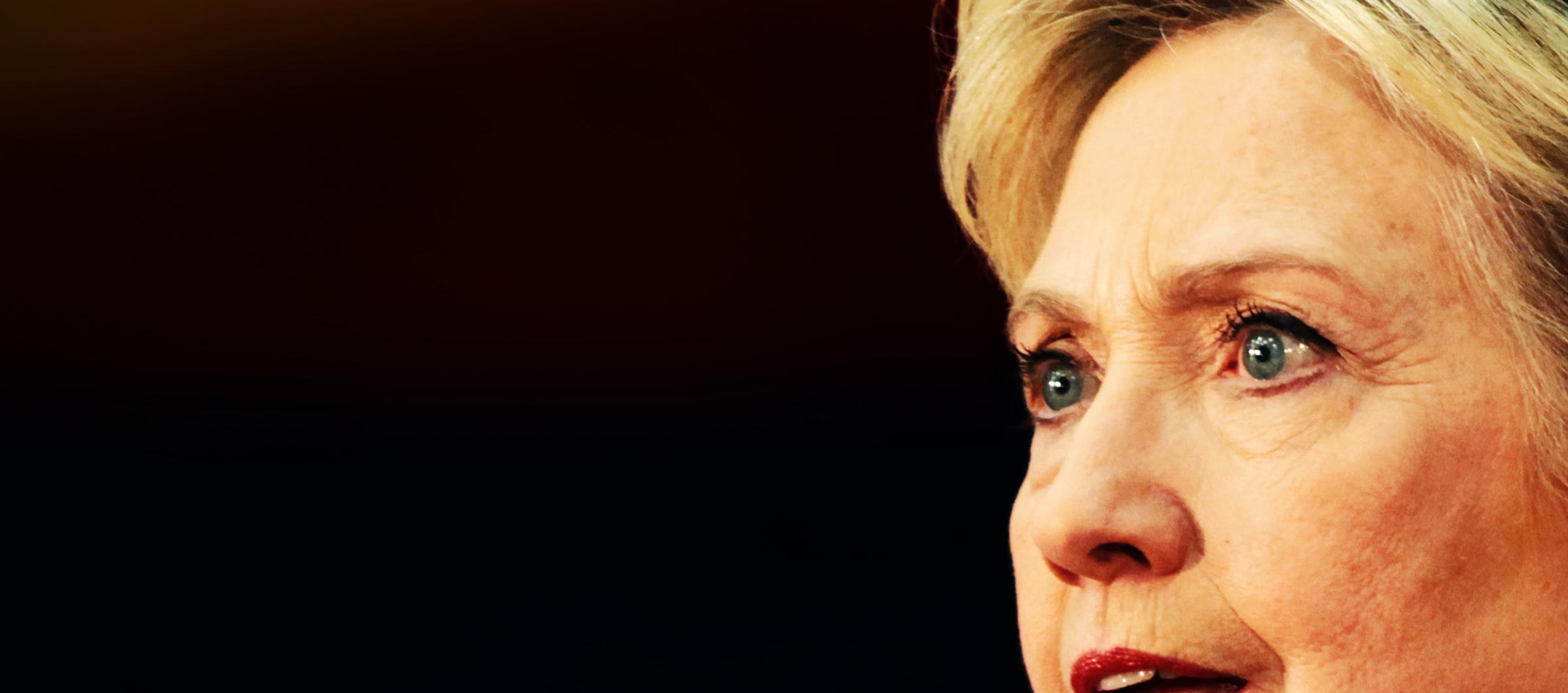 Hillary for President in 2020? <br>  <span id='sec-title'>Die Demokratische Partei ist verkommen bis ins Mark</span>