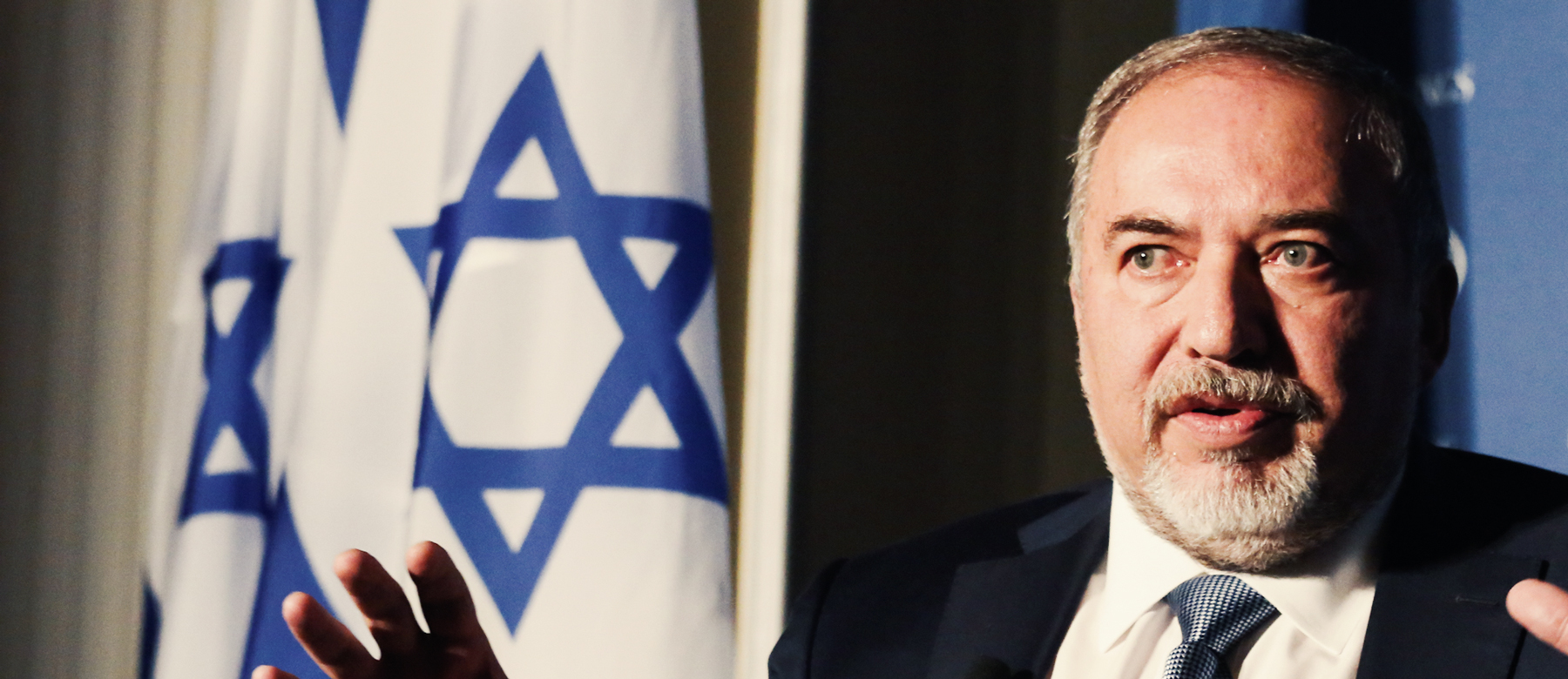 BREAKING: Israels rechtsaußen Verteidigungsminister Avigdor Lieberman tritt zurück