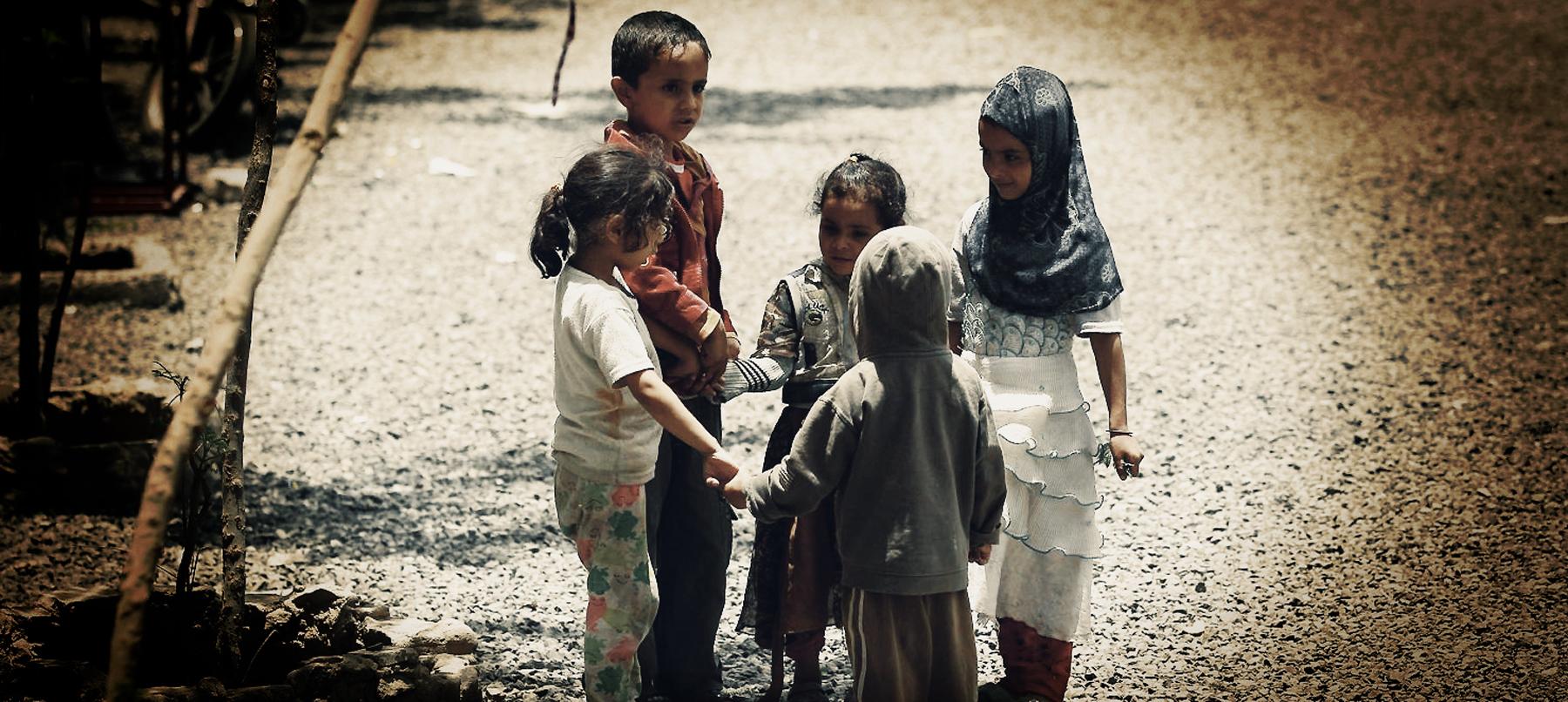 Hunger als Kriegswaffe – 85.000 Kinder im Jemen ermordet <br>  <span id='sec-title'>Die unsichtbaren Toten des Saudi-Kriegs</span>