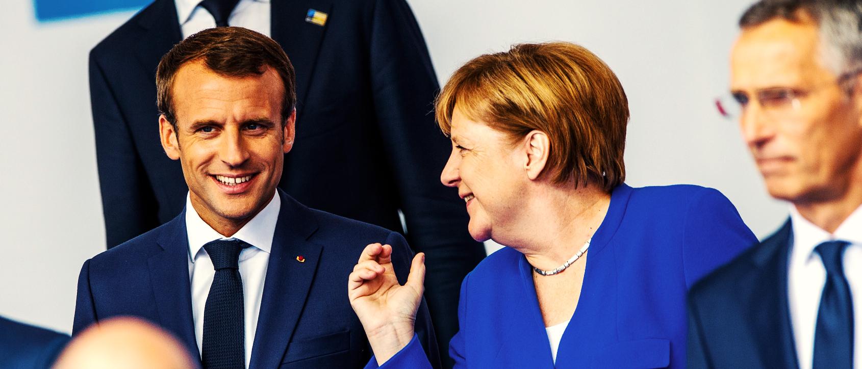Aachener-Militärvertrag: Deutsch-Französische Führungsansprüche <br>  <span id='sec-title'>Oder: die fortschreitende Militarisierung Europas</span>