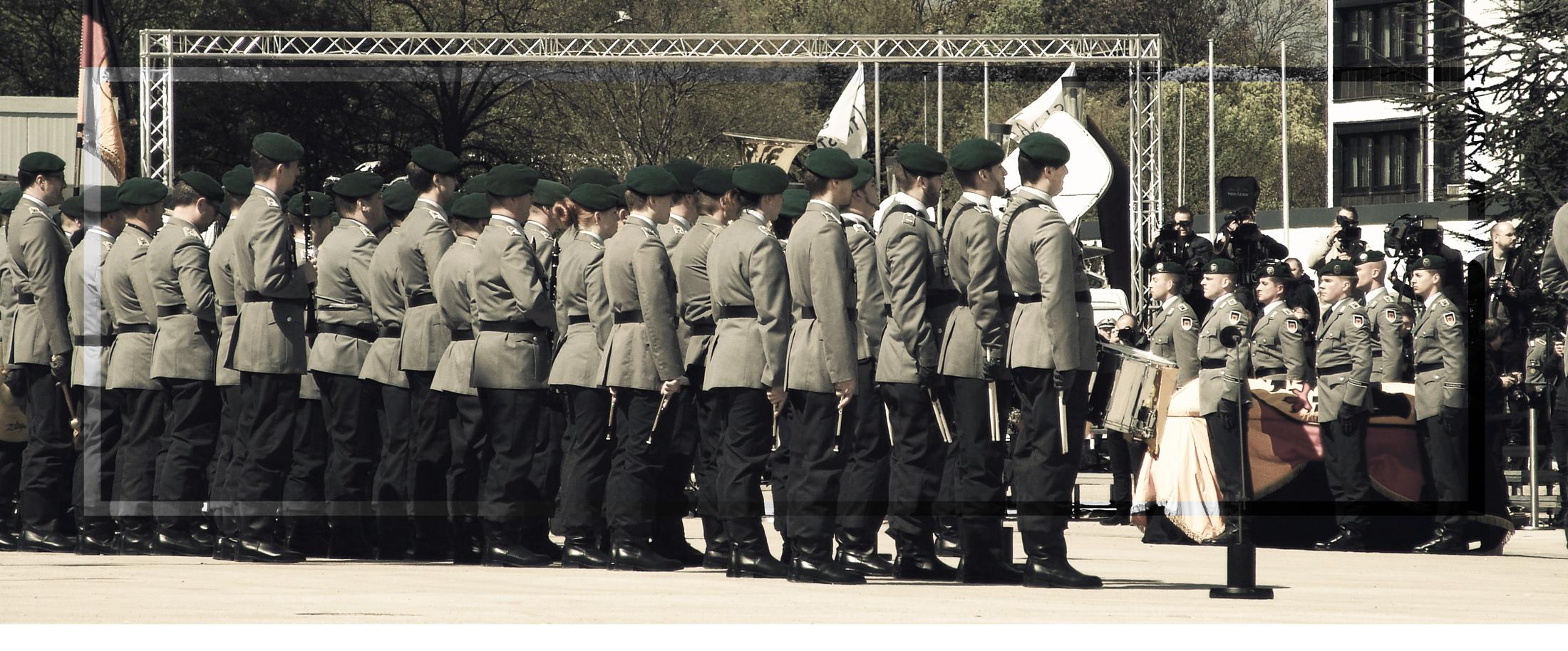 Die Bundeswehr hat 11.733 Minderjährige an der Waffe ausgebildet