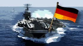 """Ein Flugzeugträger für die """"Friedensmacht"""" Europa"""