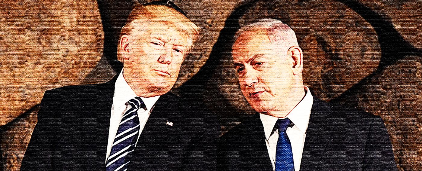 Netanjahu will illegale Siedlung nach Donald Trump benennen <br>  <span id='sec-title'>War der Golan erst der Anfang?</span>