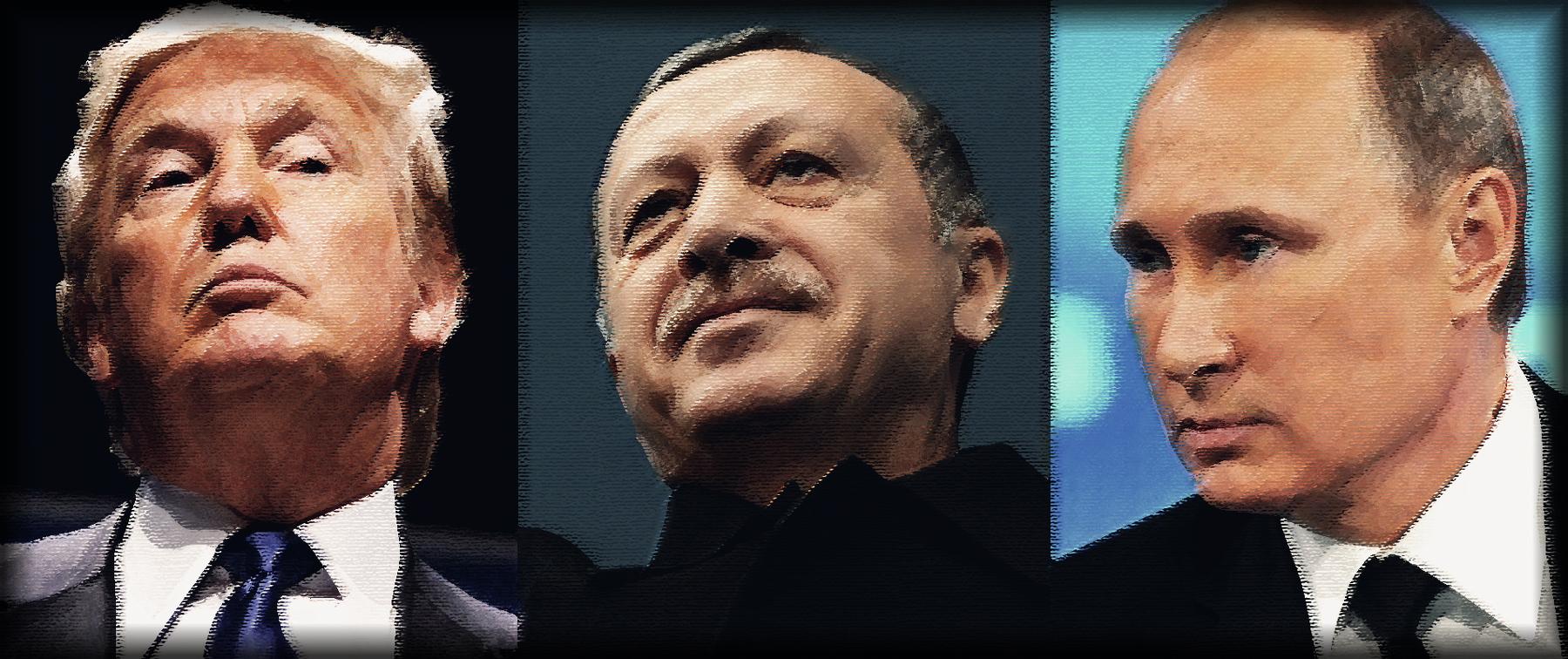 Trump auf Konfrontationskurs mit Erdogan wegen russischer S-400-Lieferungen <br>  <span id='sec-title'>Eskaliert die US-Türkei-Krise?</span>