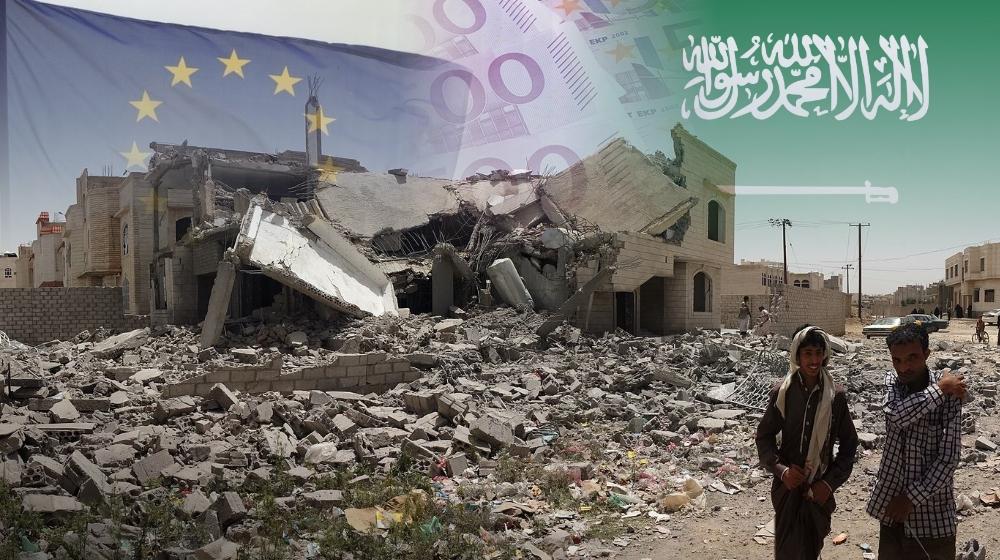 Unterstützung heißt Komplizenschaft <br>  <span id='sec-title'>Die tödliche Rolle Europas im Jemen-Krieg</span>