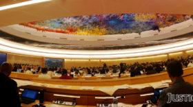 Cholera – Die Geißel des Jemenkriegs. Beim UN-Menschenrechtsrat in Genf.