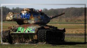 Die Abschaffung der Bundeswehr – das ist Klimaschutz!