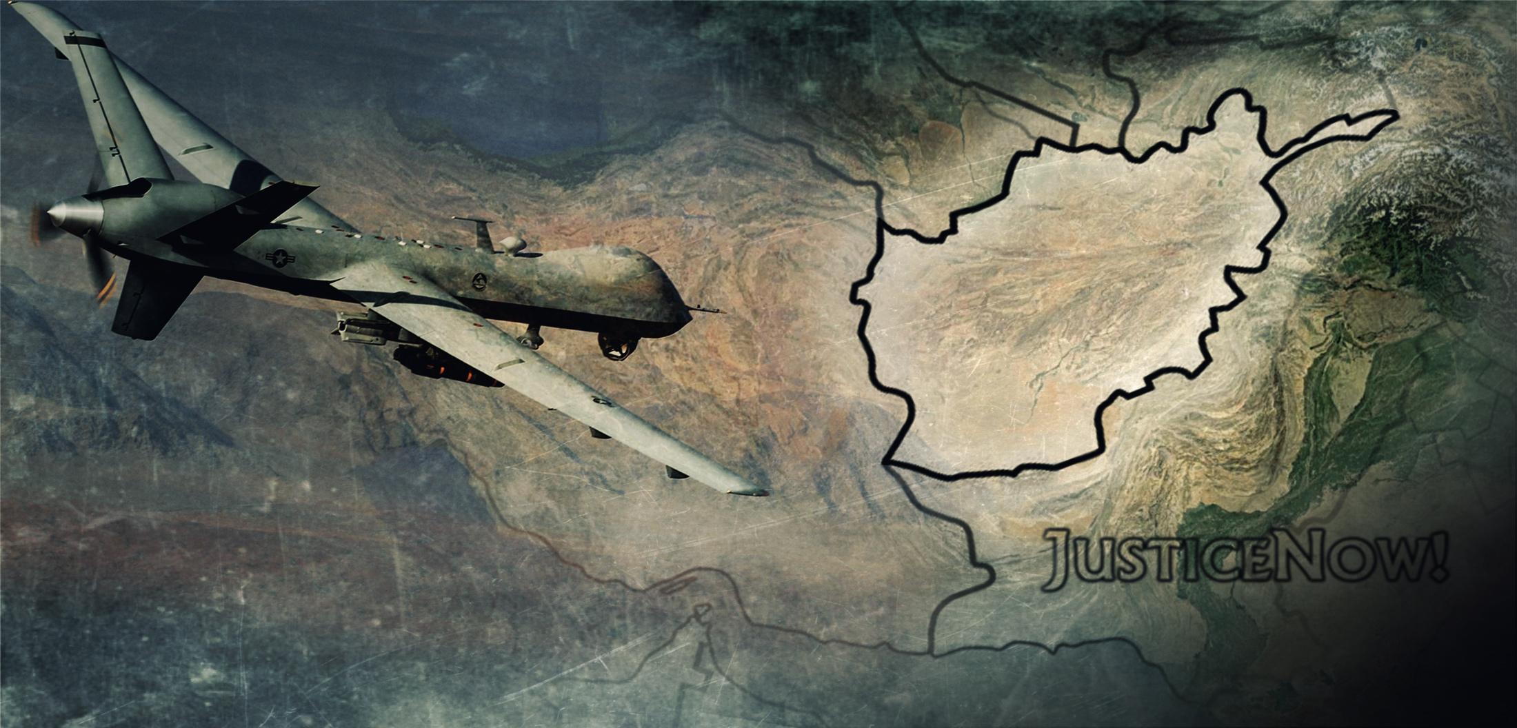 US-Drohne tötet 5 Zivilisten in Afghanistan – und deutsche Medien schweigen